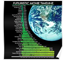Future Movie Timeline Poster