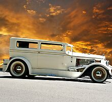 1926 Buick 2-Door Sedan II by DaveKoontz
