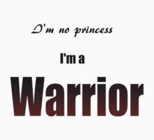 I'm no princess by CathySW