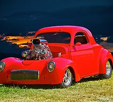 1941 'Blown' Willys Coupe by DaveKoontz