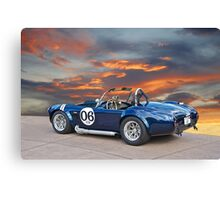 1965 Shelby Cobra 427 #6   Canvas Print