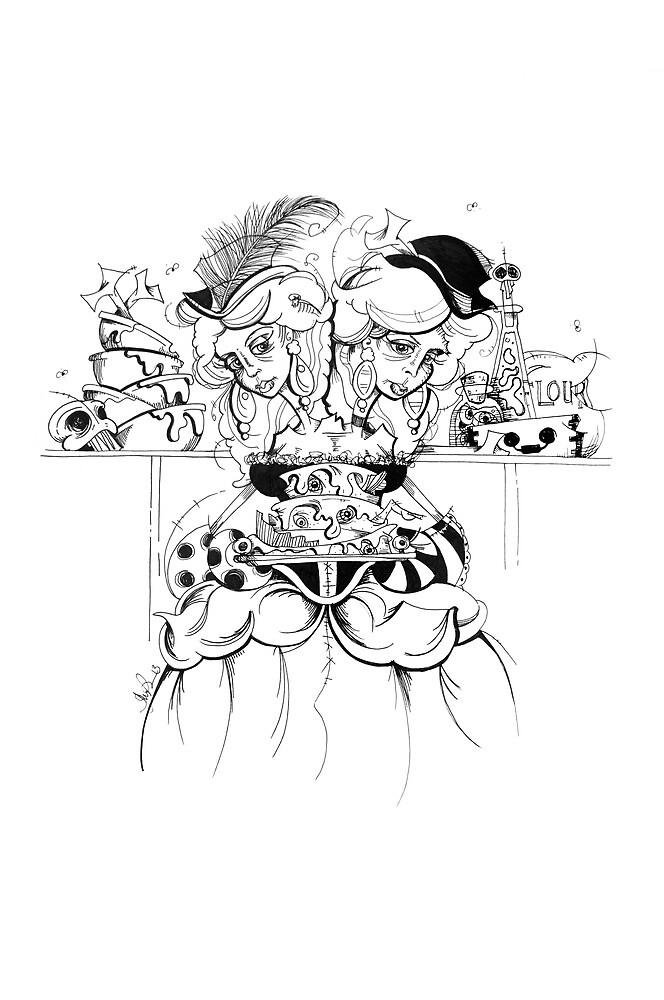 Head Baker by Gretchen Braun