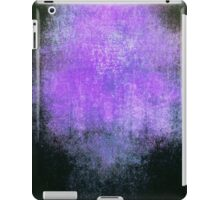 Abstract iPad Case Crazy Blue Black Colors Cool Lovely New Grunge Texture iPad Case/Skin