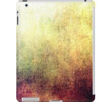 Abstract iPad Case Crazy Golden Vintage Cool Lovely New Grunge Texture iPad Case/Skin