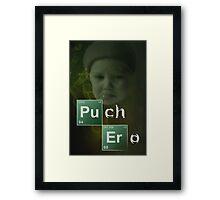 Puchero BeBe Framed Print