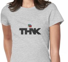 Outside The Box Womens Fitted T-Shirt