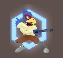 Falco Lombardi - Smash Melee/Star Fox Unisex T-Shirt