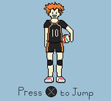 Press X to Jump Womens Fitted T-Shirt