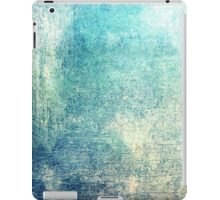 Abstract iPad Case Crazy Light Blue Cool Lovely New Grunge Texture iPad Case/Skin