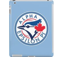 AEPi Toronto Blue Jays iPad Case/Skin