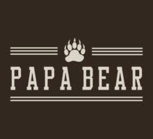 Papa bear by familyman