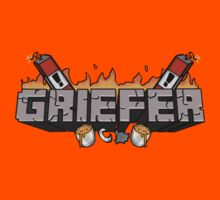 Minecraft Griefer Shirt by InkDudeDesigns (YanaiTheFIRST)