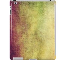 Abstract iPad Case Crazy Green Cool Lovely New Grunge Texture iPad Case/Skin