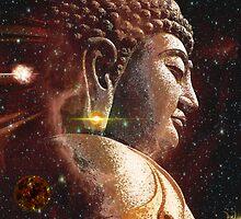 Buddha Planets by khalilbuddha