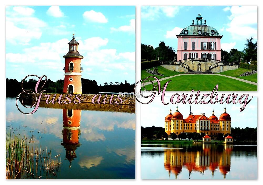Gruss aus Moritzburg by ©The Creative  Minds