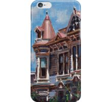 What's behind that Window? iPhone Case/Skin