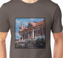 What's behind that Window? Unisex T-Shirt