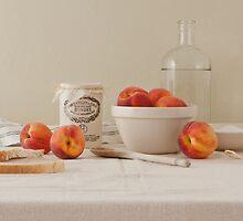 Peach harvest by bgbcreative