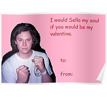 The Front Bottoms Valentine Poster