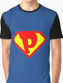 Super Monogram P Graphic T-Shirt