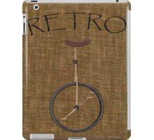 Unicycle iPad Case/Skin