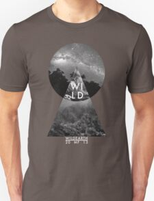 Wildearth (Ocean Blue) T-Shirt