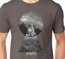 Wildearth (Ocean Blue) Unisex T-Shirt