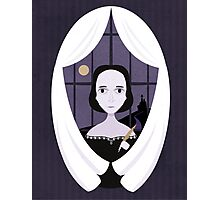 Mary Shelley Photographic Print