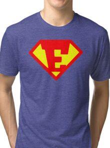 Super Monogram E Tri-blend T-Shirt