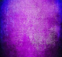 Abstract iPad Case Crazy Blue Violet Cool Lovely Texture by Denis Marsili - DDTK