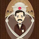H. G. Wells by murphypop
