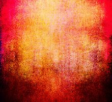Abstract iPad Case Crazy Red Vintage Cool Lovely New Grunge Texture by Denis Marsili - DDTK