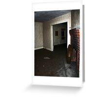 Abandoned Foxboro House II Greeting Card