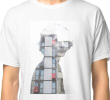 Double Exposure Classic T-Shirt