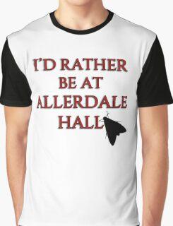 Crimson Peak - Allerdale Hall Graphic T-Shirt