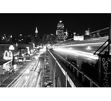 NYC Life Photographic Print