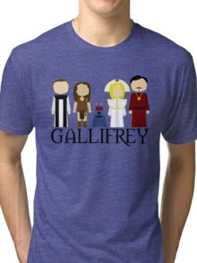 Gallifrey Audios Tri-blend T-Shirt