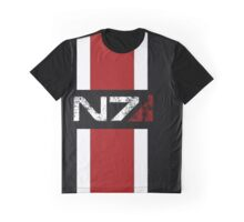N7 Color Logo Graphic T-Shirt