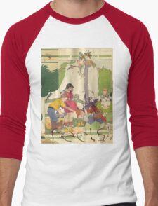 Animal Collective - Feels Men's Baseball ¾ T-Shirt