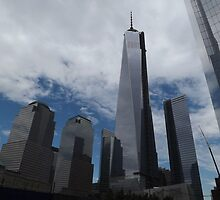 New World Trade Center, Lower Manhattan, New York City  by lenspiro
