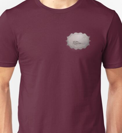 Whispering Streams of the Beaver Unisex T-Shirt