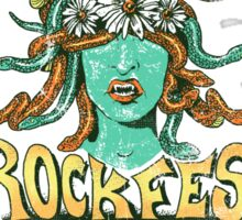 Medusa Rockfest Sticker