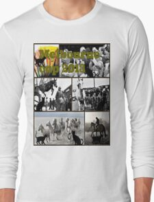Melbourne cup Long Sleeve T-Shirt