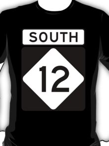 NC 12 - SOUTH T-Shirt