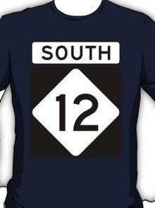 NC 12 - SOUTH T-Shirt