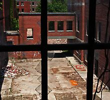 Foxboro State Hospital XXII by Kerri  Crau