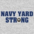 Navy Yard Strong by HelloSteffy