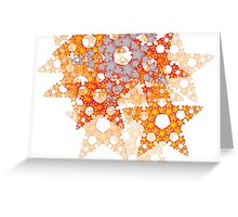 Starry Christmas 1 Greeting Card