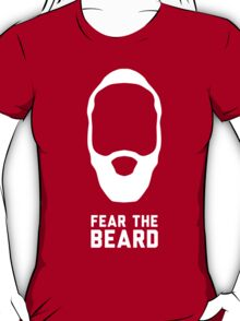 Fear the Beard shirt, James Harden tshirt, NBA Houston Rockets t-shirt, basketball apparel T-Shirt
