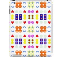 Funny pattern :D iPad Case/Skin